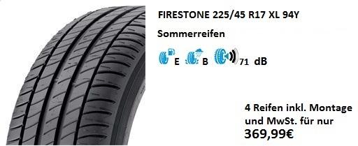 Firestone Reifen